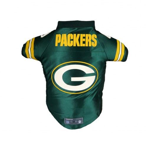 Green Bay Packers Premium Dog Jersey