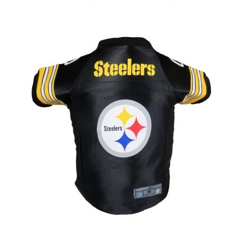 Pittsburgh Steelers Premium Dog Jersey