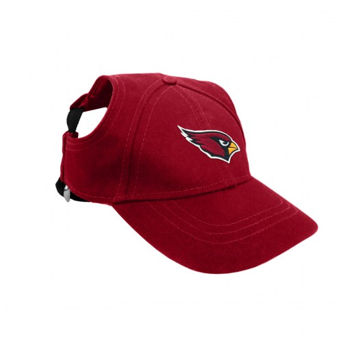 Arizona Cardinals Pet Baseball Hat
