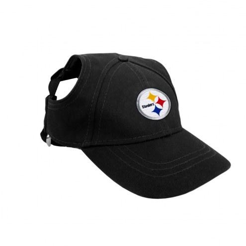 Pittsburgh Steelers Pet Baseball Hat