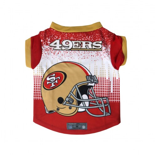 San Francisco 49ers Dog Performance Tee