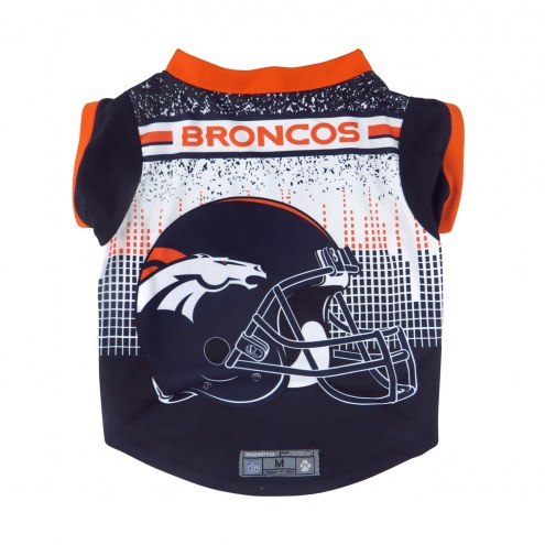 Denver Broncos Dog Performance Tee