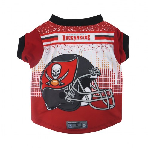 Tampa Bay Buccaneers Dog Performance Tee