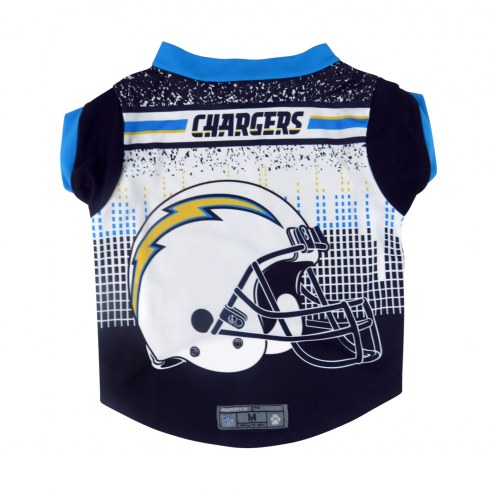Los Angeles Chargers Dog Performance Tee