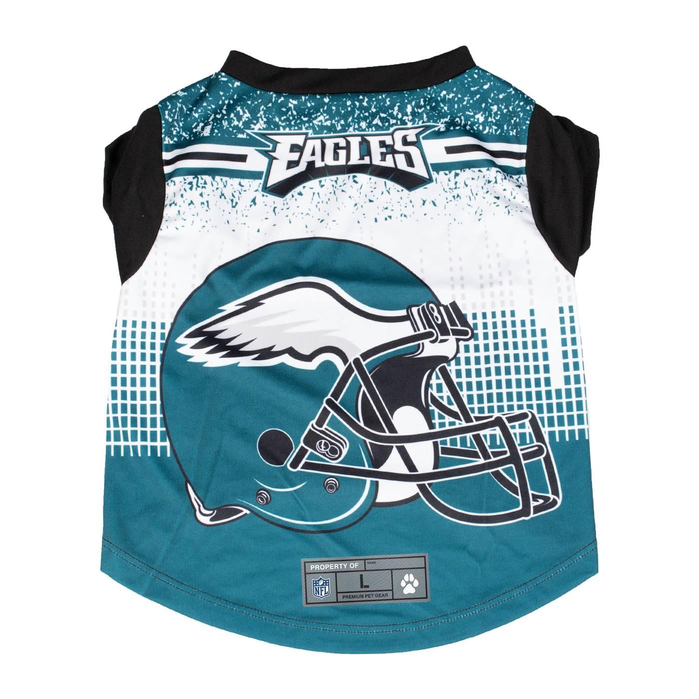 big sale 9e7af c429e Philadelphia Eagles Dog Performance Tee