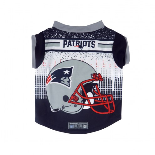New England Patriots Dog Performance Tee