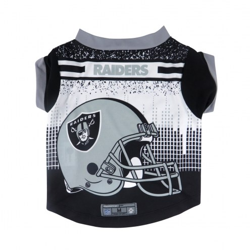 Oakland Raiders Dog Performance Tee