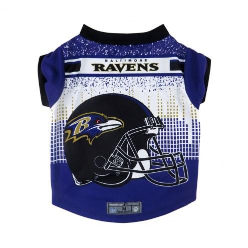 Baltimore Ravens Dog Performance Tee