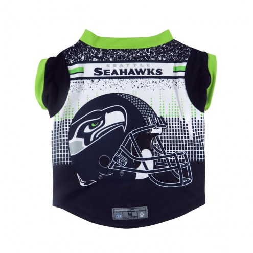 Seattle Seahawks Dog Performance Tee