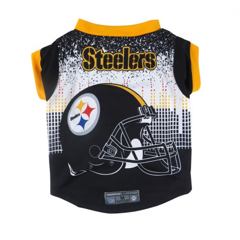Pittsburgh Steelers Dog Performance Tee