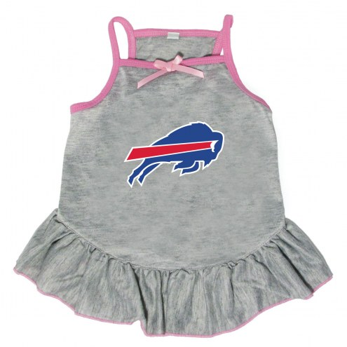 Buffalo Bills Gray Dog Dress