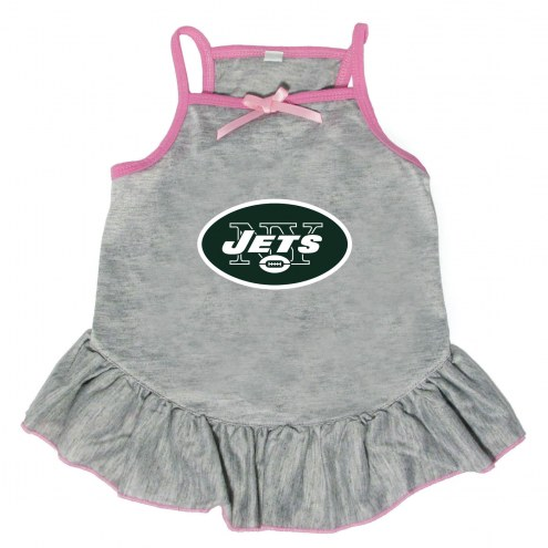 New York Jets Gray Dog Dress