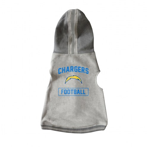 Los Angeles Chargers Dog Hooded Crewneck