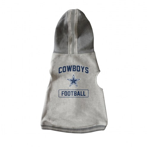 Dallas Cowboys Dog Hooded Crewneck