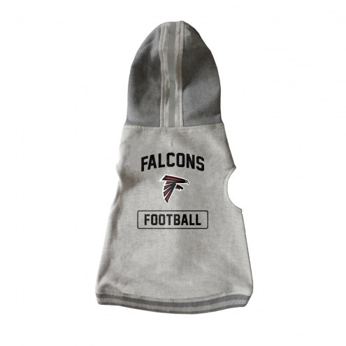 Atlanta Falcons Dog Hooded Crewneck