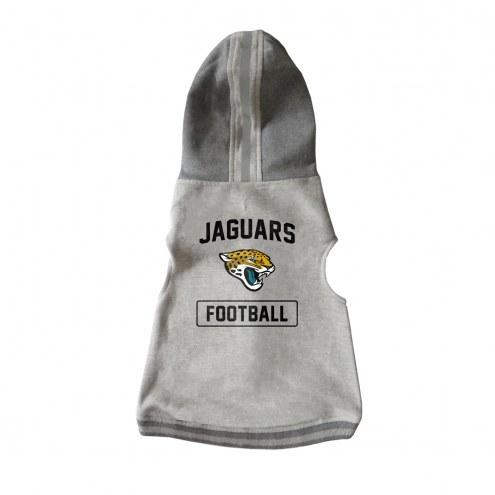 Jacksonville Jaguars Dog Hooded Crewneck