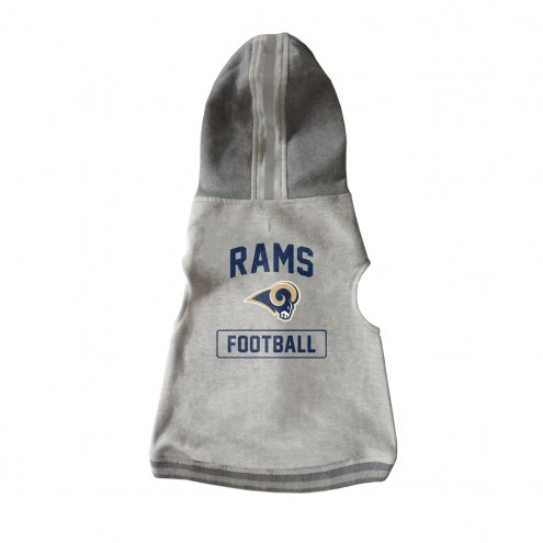 Los Angeles Rams Dog Hooded Crewneck