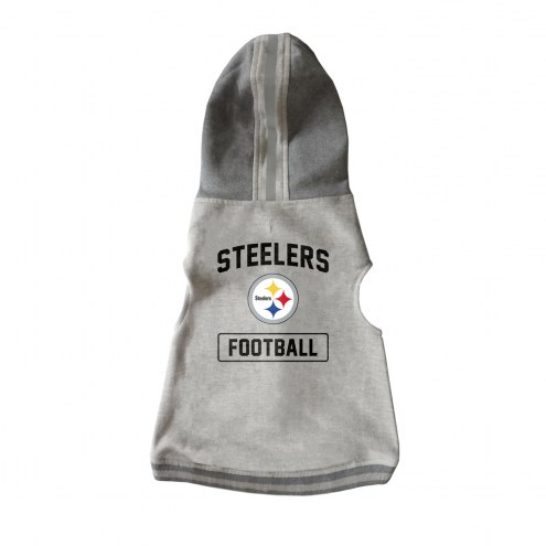 Pittsburgh Steelers Dog Hooded Crewneck