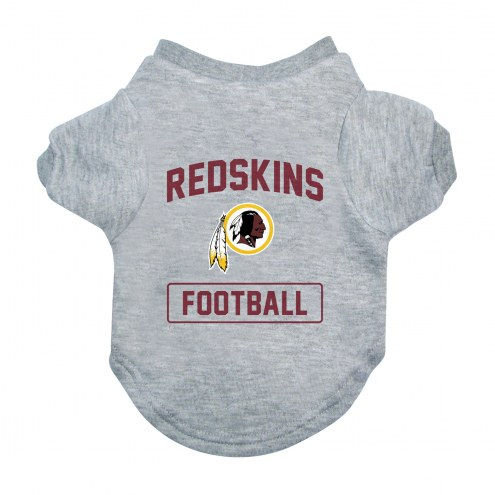 Washington Redskins Gray Dog Tee