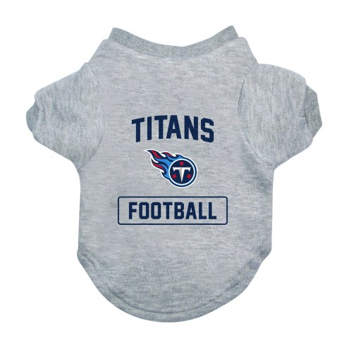 Tennessee Titans Gray Dog Tee
