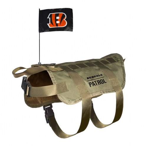Cincinnati Bengals Tactical Pet Vest