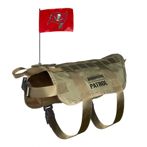 Tampa Bay Buccaneers Tactical Pet Vest