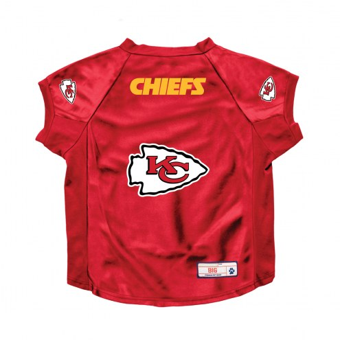 Kansas City Chiefs Stretch Dog Jersey