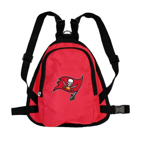 Tampa Bay Buccaneers Dog Mini Backpack