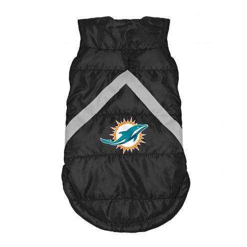 Philadelphia Eagles Dog Puffer Vest