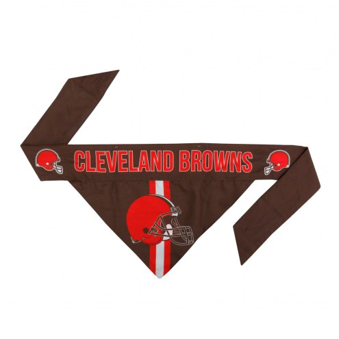 Cleveland Browns Dog Bandana