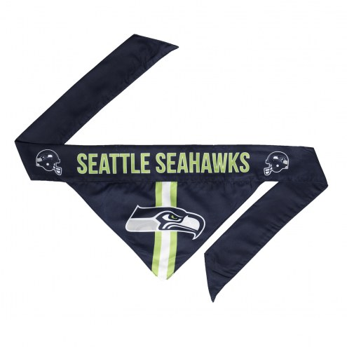 Seattle Seahawks Dog Bandana