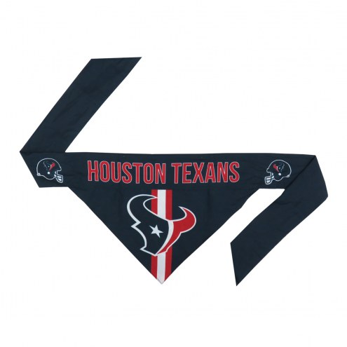 Houston Texans Dog Bandana