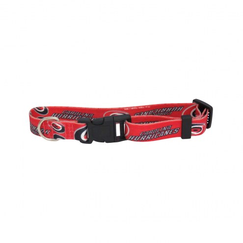 Carolina Hurricanes Team Pet Collar
