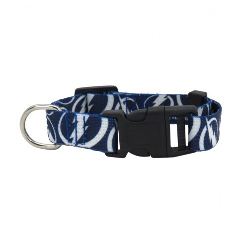 Tampa Bay Lightning Team Pet Collar