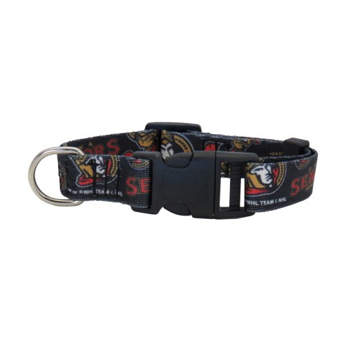 Ottawa Senators Team Pet Collar