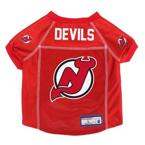 New Jersey Devils Pet Jersey