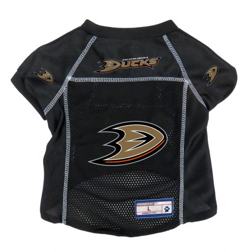 Anaheim Ducks Pet Jersey