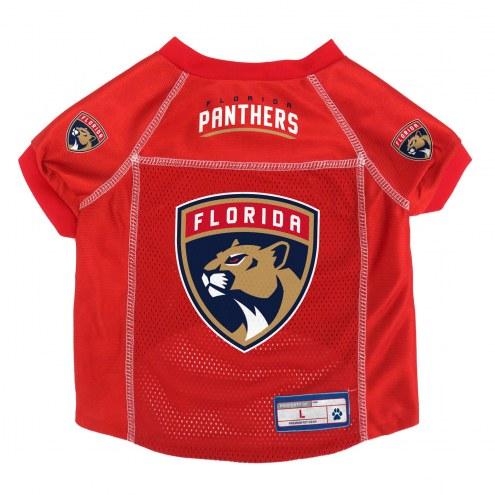 Florida Panthers Pet Jersey