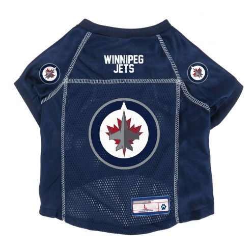 Winnipeg Jets Pet Jersey