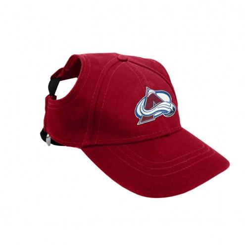 Colorado Avalanche Pet Baseball Hat