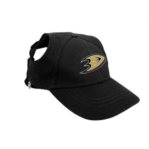 Anaheim Ducks Pet Baseball Hat