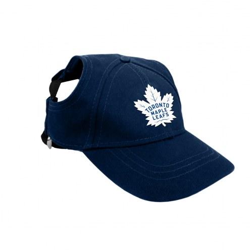 Toronto Maple Leafs Pet Baseball Hat