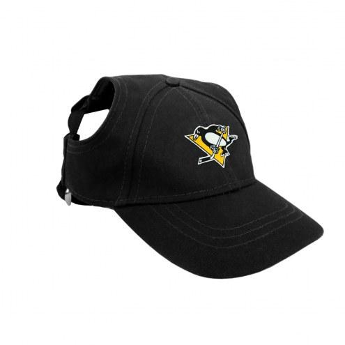 Pittsburgh Penguins Pet Baseball Hat
