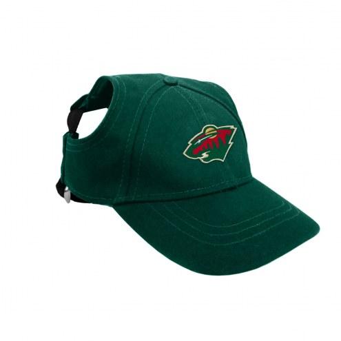 Minnesota Wild Pet Baseball Hat