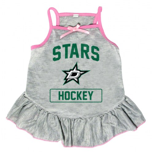 Dallas Stars Gray Dog Dress