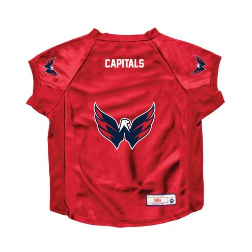Washington Capitals Stretch Dog Jersey