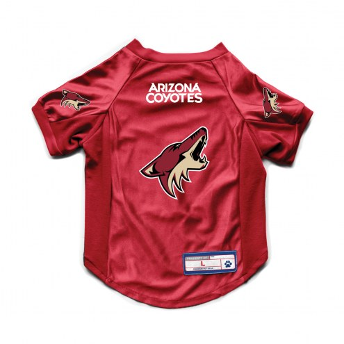 Arizona Coyotes Stretch Dog Jersey