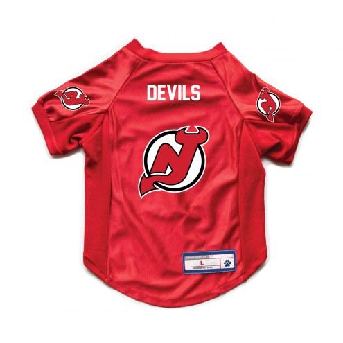 New Jersey Devils Stretch Dog Jersey