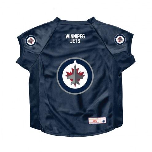 Winnipeg Jets Stretch Dog Jersey