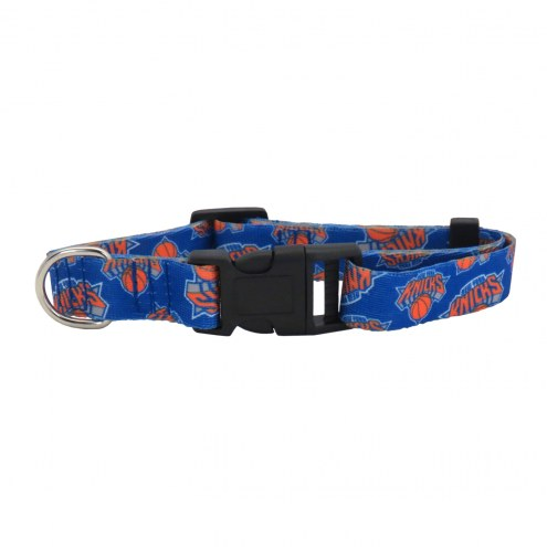 New York Knicks Team Pet Collar